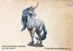 Tales of Arcana 5E Race Guide - Unicorn