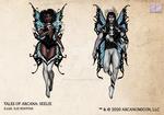 Tales of Arcana 5E Race Guide - Seelie