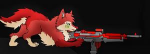 Swiftkill Heavy Machine Gun