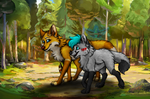 Forest Wanderers {Collab}
