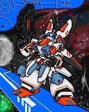 Metalstorm X M-308 Gunner pxl by Jolleboi