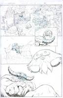 Darkstalkers 2 pg 13 by E-V-IL