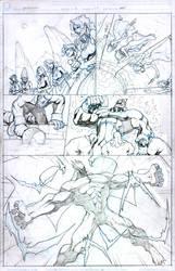 Darkstalkers 2 pg 17 by E-V-IL