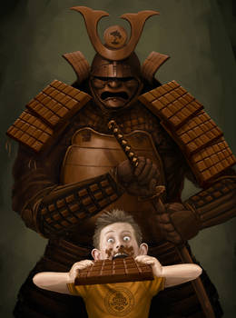 Chocolate Samurai