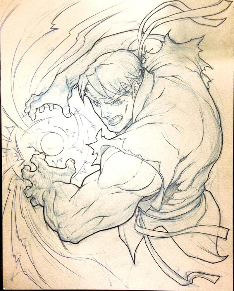 Ryu! by E-V-IL