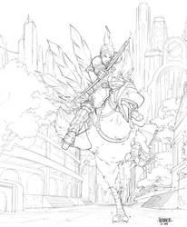 Final Fantasy XII Cover Art by E-V-IL