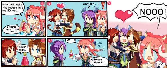 Trickster Comic  Contest Entry by ArminMin