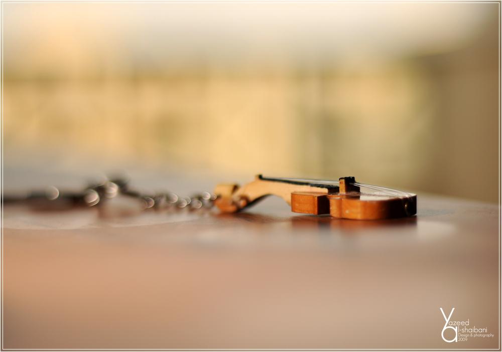 Violin by YazeedART