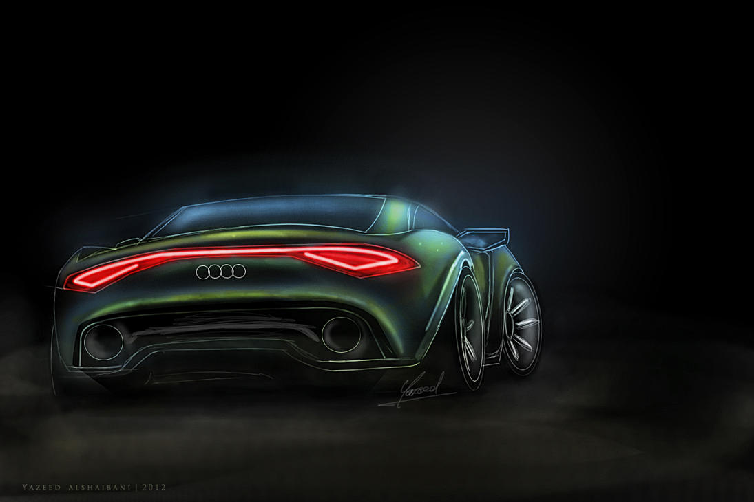 Concept Car Design By Yazeedart On Deviantart