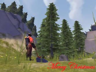 Merry Christmas Pyro
