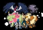 December Pokemon challenge Day 5-10
