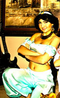 Princess Jasmine Cosplay by ReneeRouge