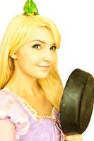 Rapunzel Tangled Cosplay by ReneeRouge