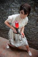 Eleanor Lamb - Bioshock 2 by ReneeRouge