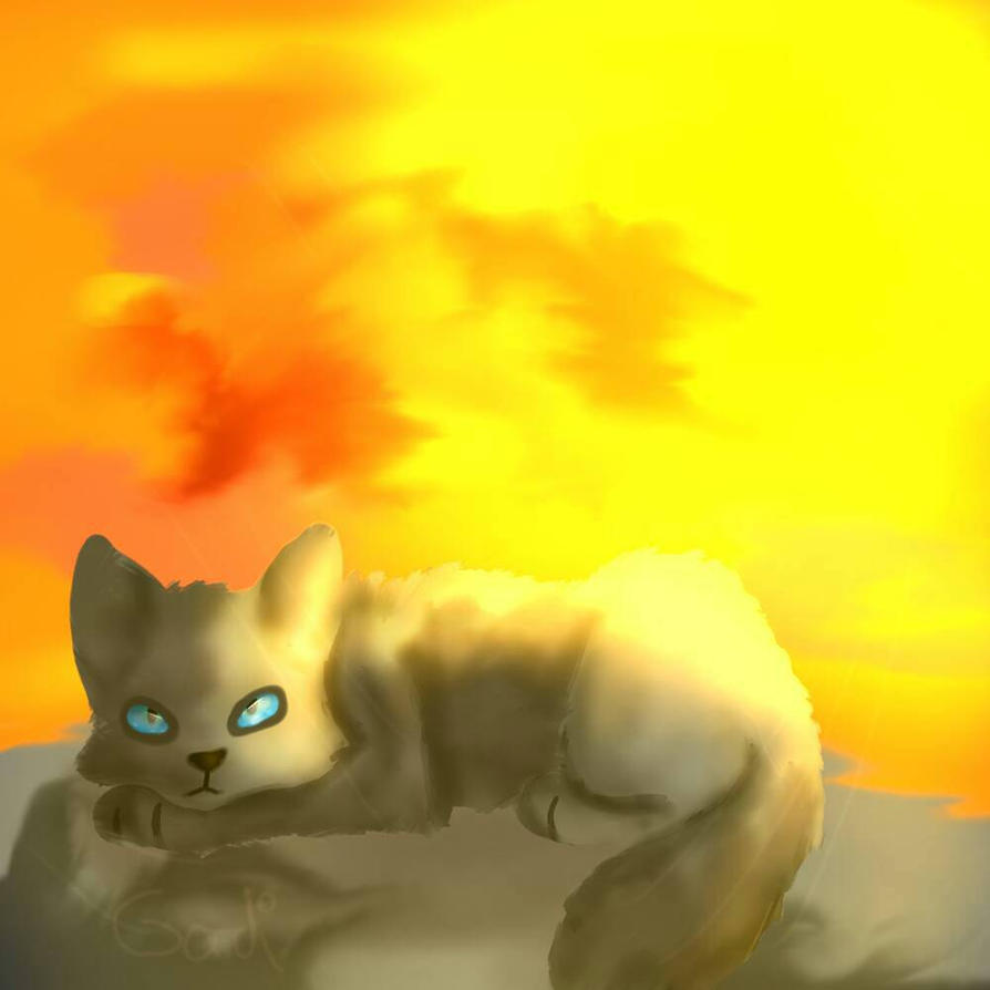 stormfur (warrior cats) by TheSpyinx