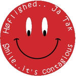 Smile 5 Badge