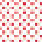 White and dark red dot texture