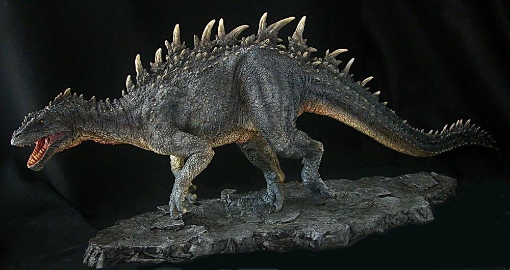 Gojirasaurus by huogenrique