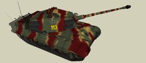 Tiger 2 'King Tiger' tank