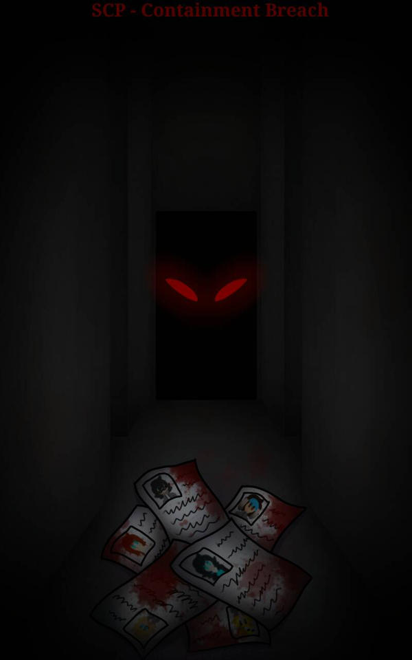 SCP - Containment Breach Cover by CloudSorcerer28 on DeviantArt