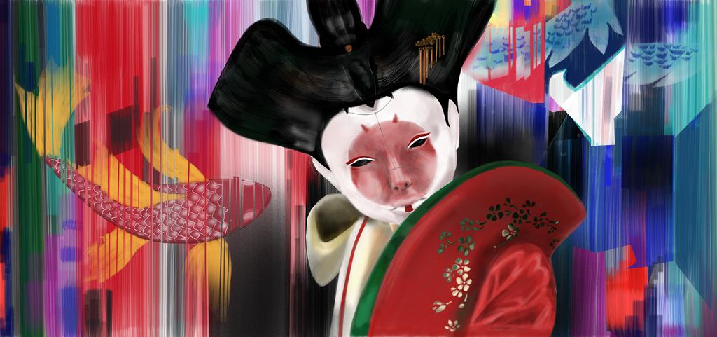 geisha bot by TonadadelRio