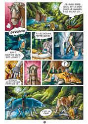 L'ange, le Loup et La Foret -page 17 by MayVig