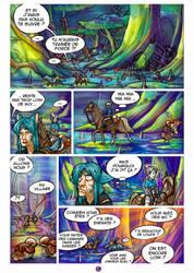 L'ange, le Loup et La Foret -page 18 by MayVig