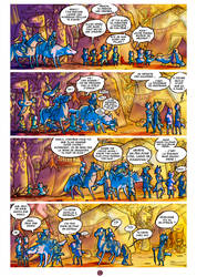 L'ange, le Loup et La Foret -page 20 by MayVig