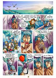 L'ange, le Loup et La Foret -page 28 by MayVig