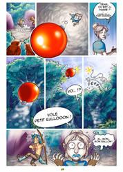 L'ange, le Loup et La Foret -page 29 by MayVig