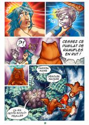 L'ange, le Loup et La Foret -page 31 by MayVig
