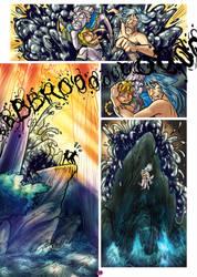 L'ange, le Loup et La Foret -page 39 by MayVig
