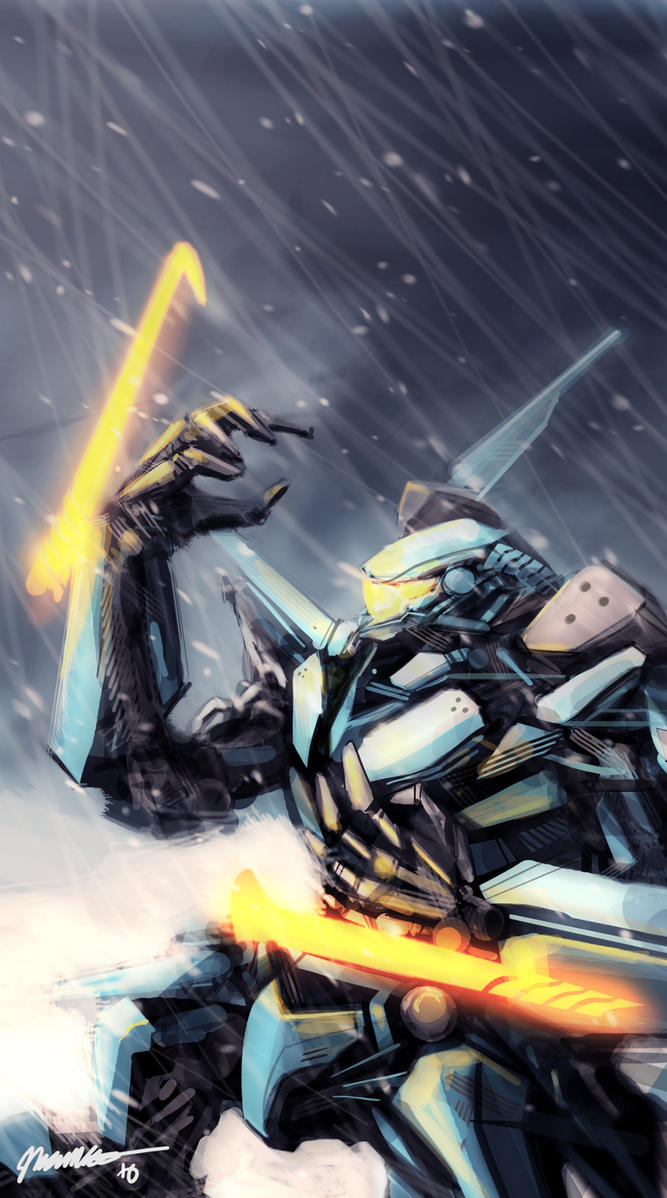 Thunder Gemini by KM33