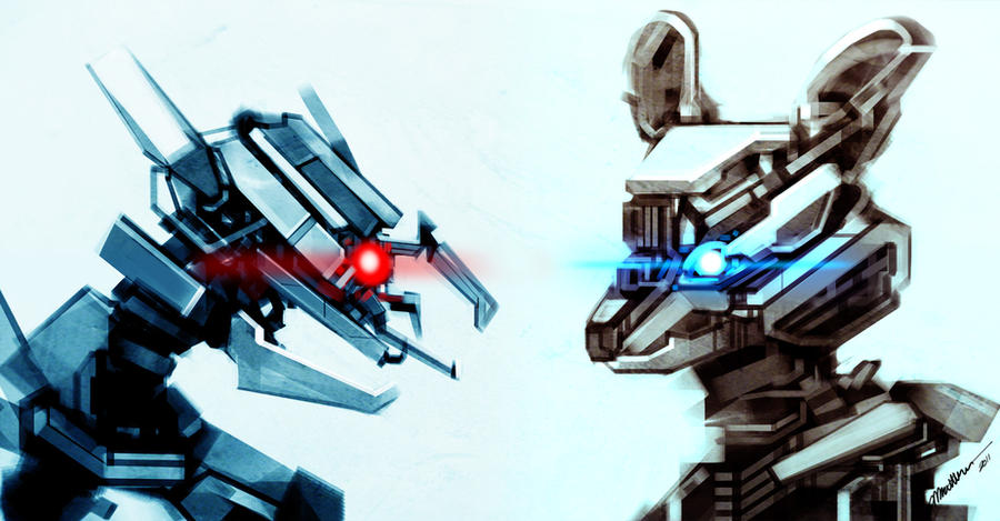 Minibots by KM33