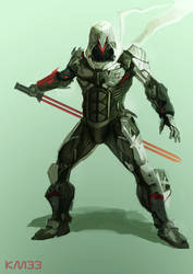 Metal Gear's Creed by VincentiusMatthew