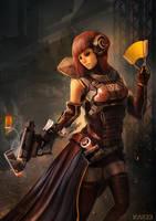 Lady Mechanika 2077