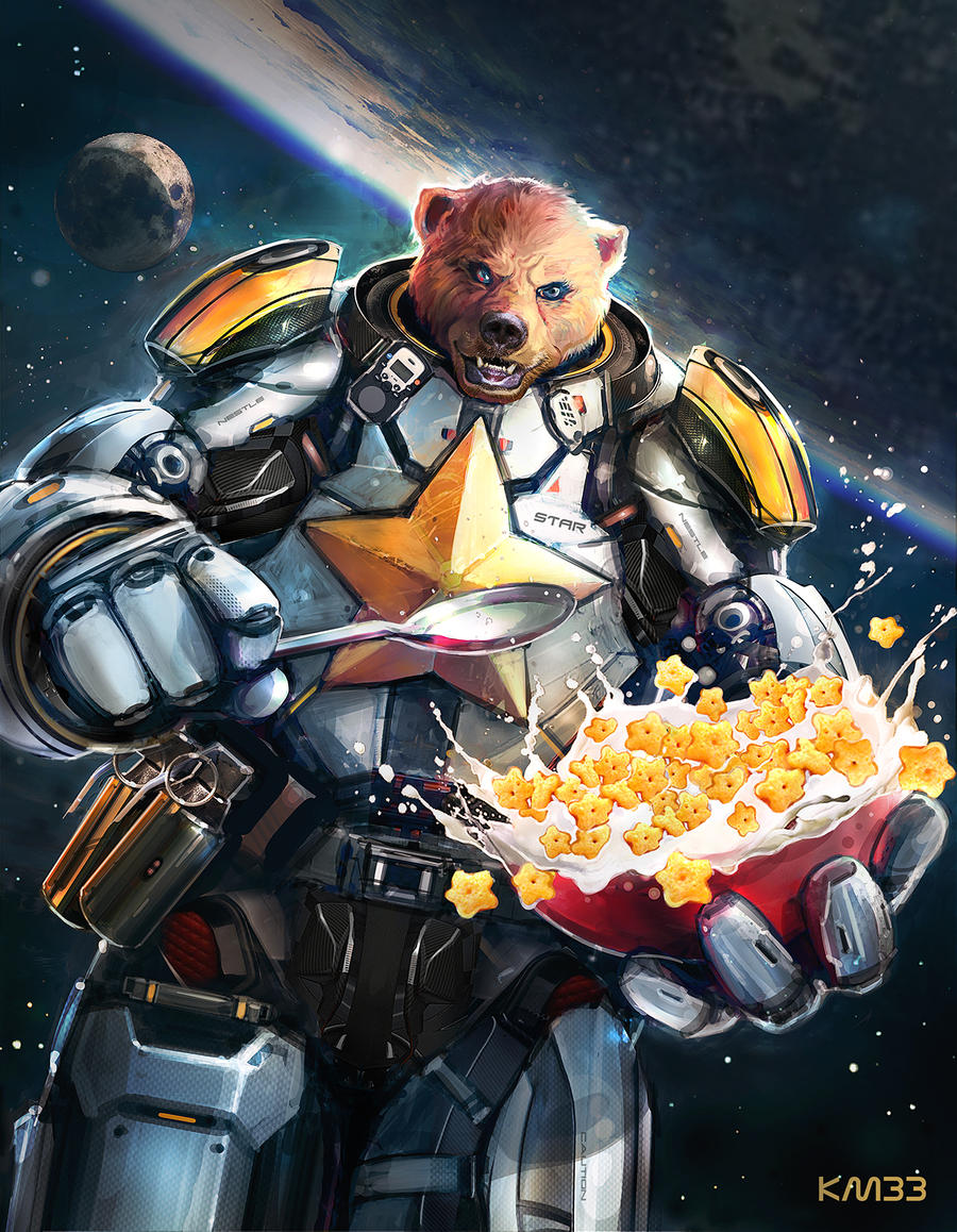 Commander Star by KM33