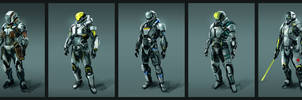 Suit Concepts Part 1 by VincentiusMatthew
