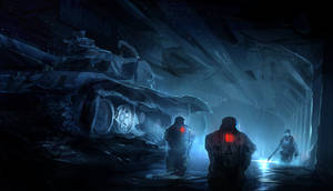 Underground Investigation