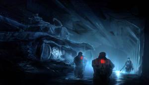 Underground Investigation by VincentiusMatthew