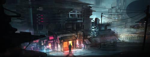 Black Mart by VincentiusMatthew