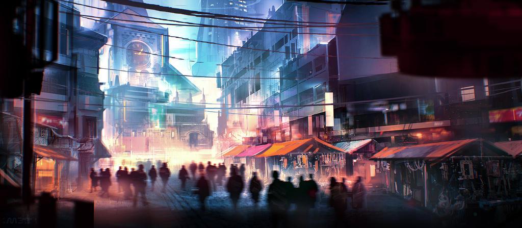 Pasar Baru Marketplace