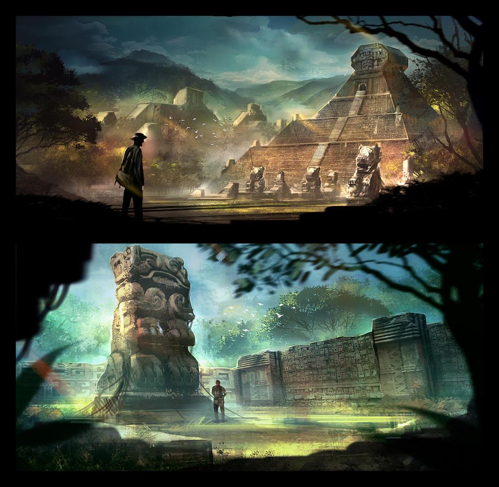 Mayan Stuff