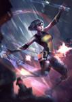Cyberpunk Freerunner V2