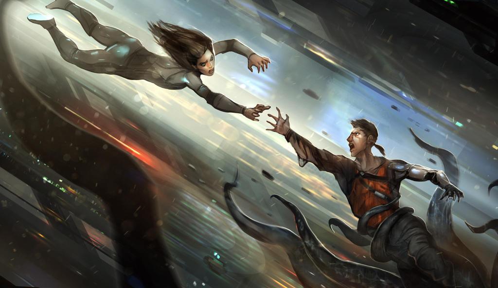 Fall of Adam by KM33