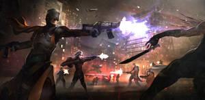 Commission: Riotriotriot