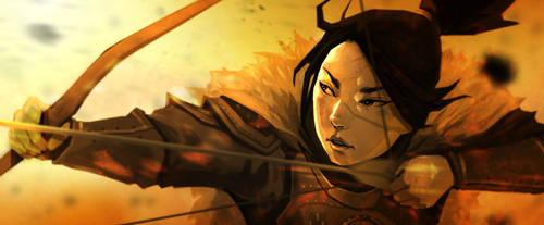 Warrior Princess: The Mongol