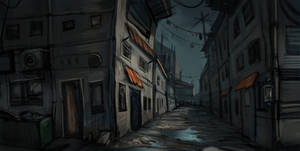 Project Black Air: Lake Town Alley