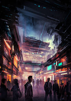 Commission: Terranis cover II