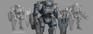 Commission: Zero Order Force Mechs